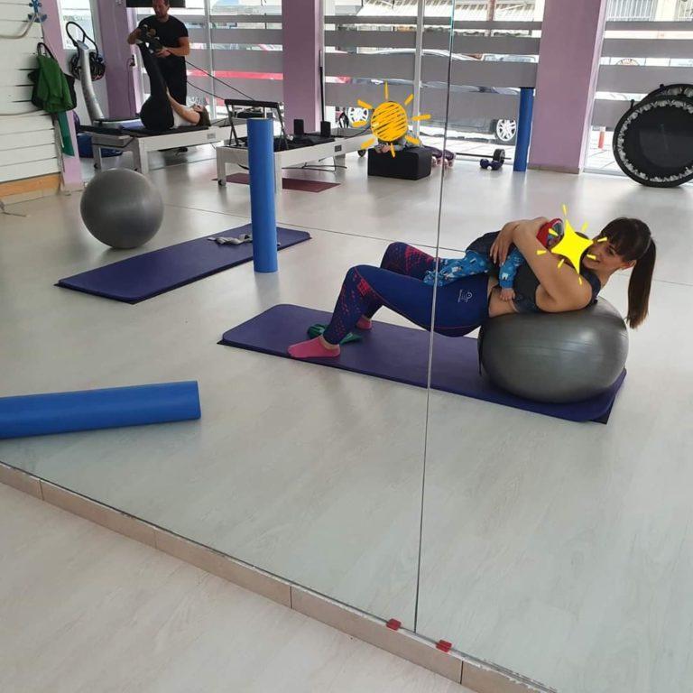 ΆΣΚΗΣΗ Mammy- baby training 1