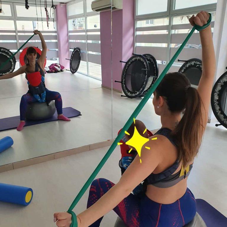 ΆΣΚΗΣΗ Mammy- baby training 3