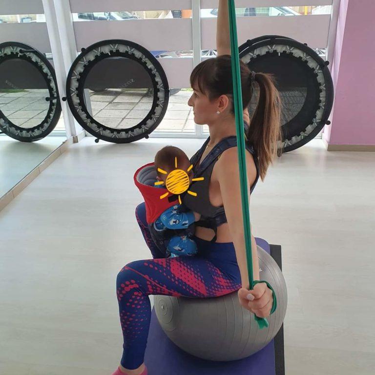 ΆΣΚΗΣΗ Mammy- baby training 6