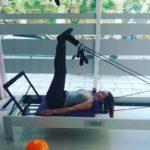 άσκηση reformer pilates