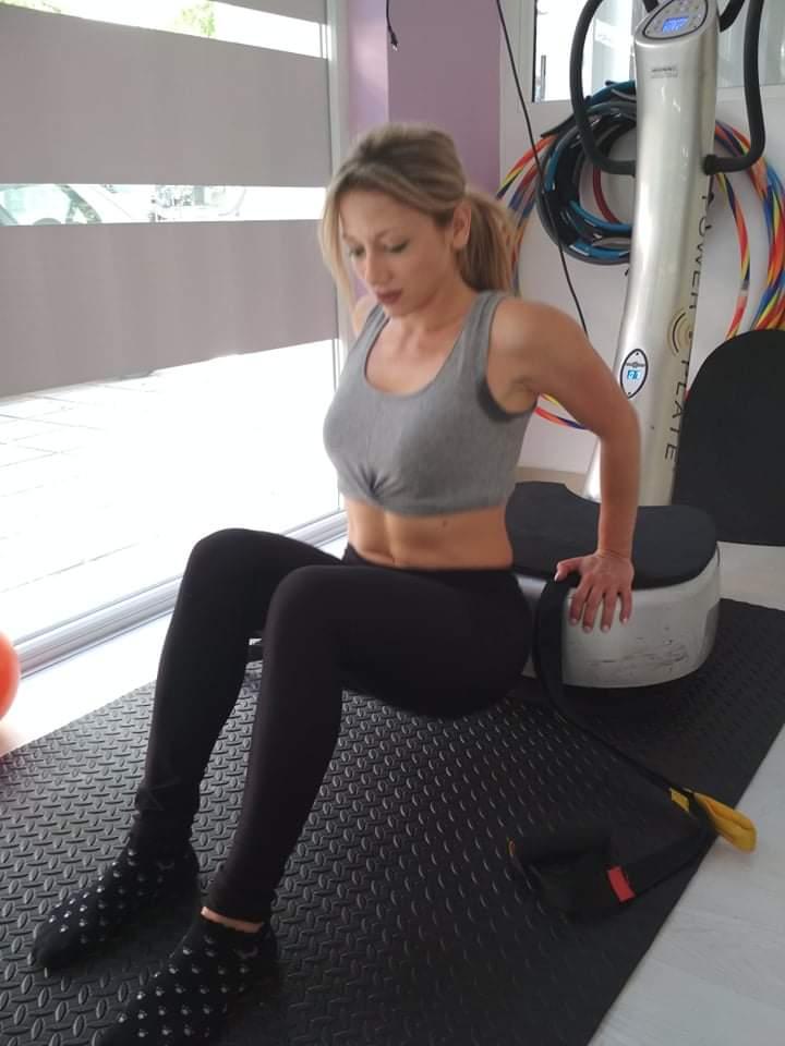 Ενδεικτική άσκηση power pilates 1