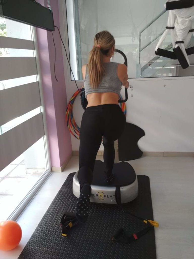 Ενδεικτική άσκηση power pilates 2